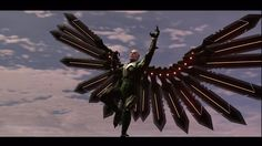 the vulture from spider-man web of shadows | Vulture in Spider-Man: Web of Shadows .