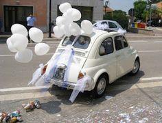 fiat 500 matrimonio - Recherche Google