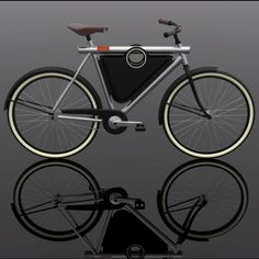 Bicycle bag for Vanmoof.