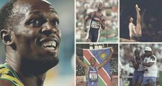 Our 5 favourite Olympians of all time • Hello Smart Blog #Rio2016