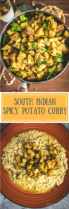 Hot & Spicy Potato c