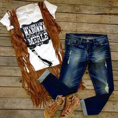 country concert ootd