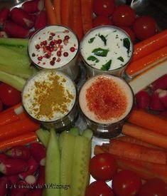 fromage, sauces, Kiri, moutarde, roquefort, épices, crudités, apéritif