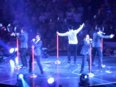New Kids On The Block - The Package Tour - Remix - Philadelphia PA 6/15/13