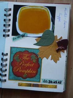 Herbstalbum Seite