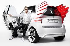 Jeremy Scott-designed Custom Smart