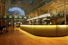 Paul Hamlyn Hall Champagne Bar © ROH 2012 by Royal Opera House Covent Garden, via Flickr