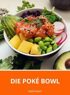 Frisch, gesund und unglaublich lecker – die Poké Bowl ist mit ihrem Mix aus rohem Fisch, knackigem Gemüse und Reis zwar noch nicht so bekannt, aber es wird sicher nicht mehr lange dauern, bis sie zum Food-Trend wird.