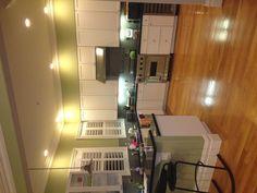 existing kitchen