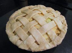 how to make a homemade apple pie