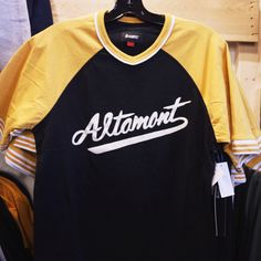New Altamont for ya! #altamont #cutfromadfferentcloth  Open 10-6 today.
