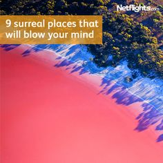 See photos, tips, similar places specials, and more at Lake Hillier Lake Hillier Australia, Rift Valley, Blow Your Mind, See Photo, Four Square, Surrealism, Sky, Places, Google Search