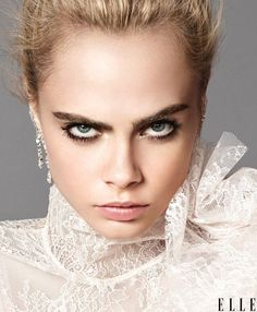 Unstoppable Cara Delevingne Stars in American Elle September 2016 Cover Story