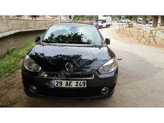 Renault Fluence 1.5 dCi Privilege İLK SAHİBİNDEN KAZASIZ ORJİNAL