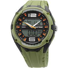 531ef8bc285 Relógio Mormaii Masculino Esportivo Verde Musgo AD0980 8U nas Lojas  Americanas.com