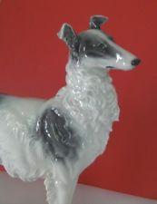 ROSENTHAL GREYHOUND BORZOI BARSOI   PORCELAIN DOG Figurine HUND #1135 excellent