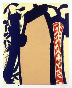 Kikie Crevecoeur - Elytre V, 2004, gravure sur linoleum