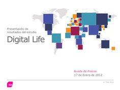 Digital Life 2012 TNS by Araceli Castelló (2012)