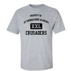St Thomas More Academy - Burton, MI | Men's T-Shirts Start at $21.97