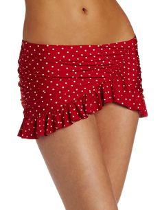Matching cute swim skirt!