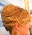 DIY Wedding Hair: The Easy, Five-Pin French Twist