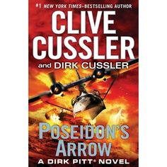"New the week of 11-06-2012: ""Poseidon's Arrow"" by Clive Cussler"