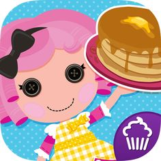 Lalaloopsy Diner is a time management game. #Android #App