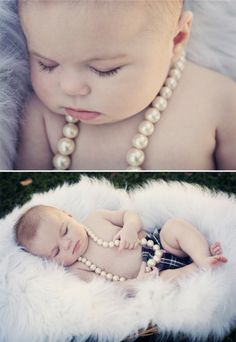 4 months old ~ Courtney by Lauren Flores of Little Flores Photography in Bradenton, FL