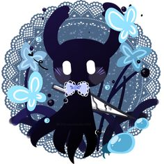 Magical Creatures, Fantasy Creatures, Team Cherry, Sun Projects, Animation 3d, Hollow Night, Pokemon, Hollow Art, Knight Art