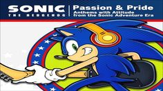 """Sonic The Hedgehog: Passion & Pride """"It Doesn't Matter RMX 2.014k"""""""