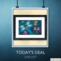 Today Only! 20% OFF this item.  Follow us on Pinterest to be the first to see our exciting Daily Deals. Today's Product: Sale -  Dragonfly Art Print Buy now: https://small.bz/AAfN1KM #etsy #etsyseller #etsyshop #etsylove #etsyfinds #etsygifts #musthave #loveit #instacool #shop #shopping #onlineshopping #instashop #instagood #instafollow #photooftheday #picoftheday #love #OTstores #smallbiz #sale #dailydeal #dealoftheday #todayonly #instadaily #instasale