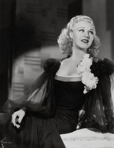 Ginger Rogers, 1936