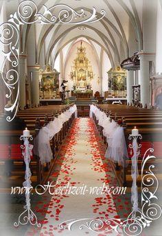 Kirchen Dekoration