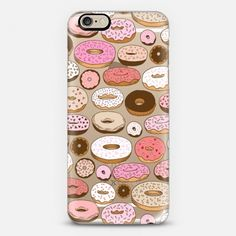 Donuts Forever iPhone Case by Casetify on The Bazaar