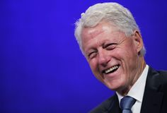 Clinton Opens Up About Becoming Vegan