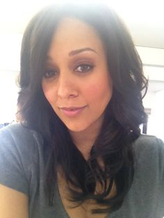 Tia Mowry...I probably wear my hair in this style a majority of the time.