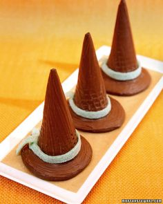 MS-Chocolate Witches' Hats