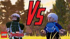 LEGO Marvel's Avengers ITA - Quicksilver vs Speed - PS4 Xbox One PC