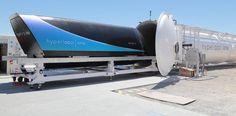 Міністерство інфраструктури оголосило про створення тестового майданчика для Hyperloop в Дніпрі