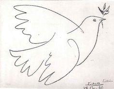 Pablo Picasso, Taube
