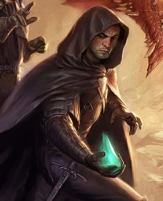 Artemis Entreri, from R.A. Salvatore's Legend of Drizzt and The Sellswords series.