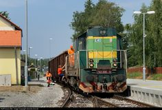 RailPictures.Net Photo: CD 743 006 9 Ceske Drahy CD 743 at Cerna v Posumavi, Czech Republic by Jaroslav Dvorak