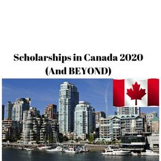 Canada is home to a big number of international students. There are many scholarships offered to international students in Canada. Scholarships range from government, private foundations and university based scholarships. Scholarships Canada, International Scholarships, Scholarships For College, College Students, 1000 Life Hacks, Life Hacks For School, Financial Aid For College, Education College, Private Foundation