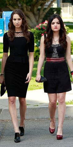 Are you edgy like Aria, cute and comfy like Emily, ultra-glam like Hanna or preppy like Spencer?