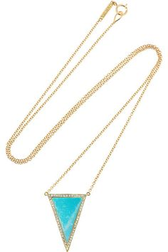 jennifer meyer // turquoise necklace