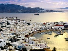 Mykonos! Next abroad trip? I think the kids would love it ;) Great article on where to stay and what to eat