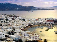 pretty, pretty Greece.