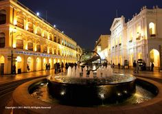 What was your first impression of Macau?  #visitmacau #asia #travel2next
