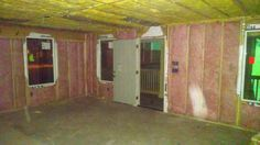 Feb 14 New insulation in addition