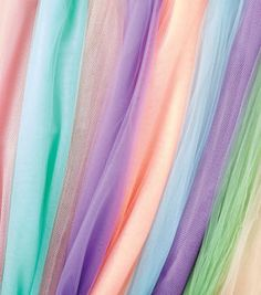Sewing With Tulle